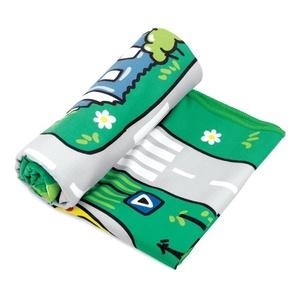 Szybkoschnący plażowy ręcznik Spokey ISOLA, Spokey