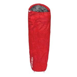 Śpiwór worek mumia Spokey GLOBTROTTER czerwony, Spokey