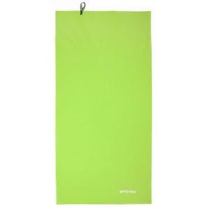 Szybkoschnący ręcznik Spokey SIROCCO XL, zielony, Spokey