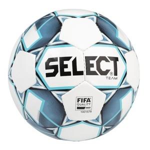 Futbolowa piłka Select FB Team FIFA biało niebieska rozmiar. 5, Select