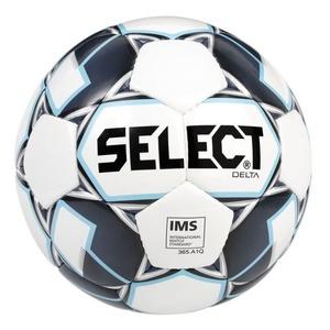 Futbolowa piłka Select FB Delta biało siwy, Select