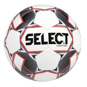 Futbolowa piłka Select FB Contra biało czerwona, Select