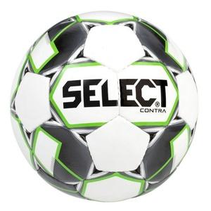 Futbolowa piłka Select FB Contra biało zielony