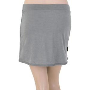 Damska spódnica Sensor Merino Active siwy 19100001, Sensor