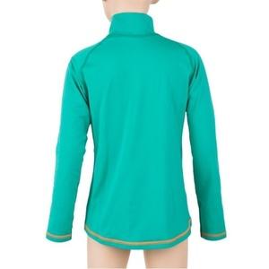Dziecięce koszulka Sensor Thermo długi rękaw rzep jasnozielony / ufo, Sensor