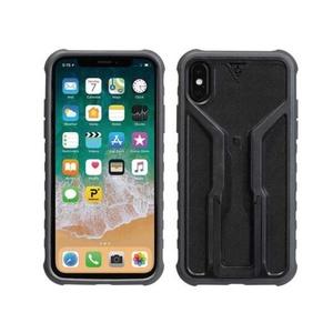 Opakowanie Topeak RideCase dla iPhone X czarny / szary TT9855BG, Topeak