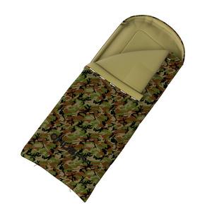 Ve stylu koca śpiwór Husky Gizmo Army -5°C khaki, Husky