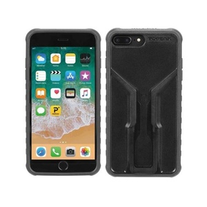 Opakowanie Topeak RIDECASE dla iPhone 6 Plus, 6s Plus, 7 Plus, 8 Plus czarny / szary 2019, Topeak