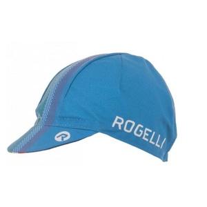 Sportowe czapka z daszkiem Rogelli TEAM 2.0, niebieska 009.963., Rogelli