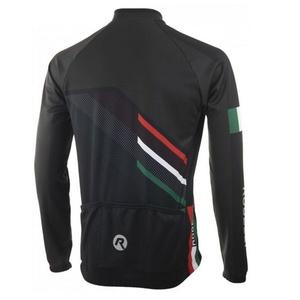 Freer rowerowy bluza Rogelli TEAM 2.0 z długim rękawem, czarny 001.971., Rogelli