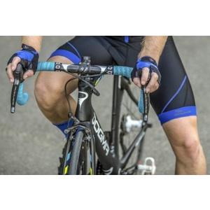 Rowerowe rękawice Rogelli ARIOS, niebieskie 006.003., Rogelli