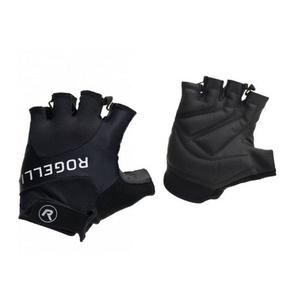 Rowerowe rękawice Rogelli ARIOS, czarne 006.004., Rogelli