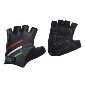 Rowerowe rękawice Rogelli TEAM 2.0, czarne 006.959., Rogelli