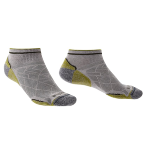 Skarpety Bridgedale Hike Ultralight T2 Coolmax Performance Low grey/green/068, bridgedale
