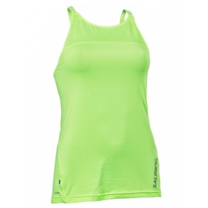 Podkoszulka Salming X-Back Tanktop Sharp Green, Rogelli