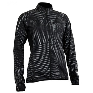 Kurtka Salming Ultralite Jacket 3.0 Women Black AOP, Salming