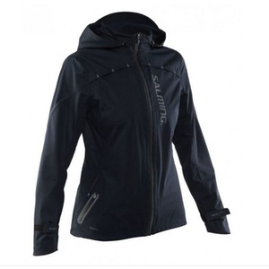 Kurtka Salming Abisko Rain Jacket Women Black, Salming
