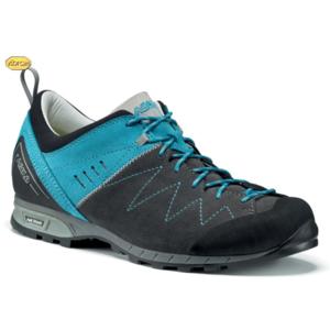 Buty ASOLO Track ML grafit/cyjan blue/A873, Asolo