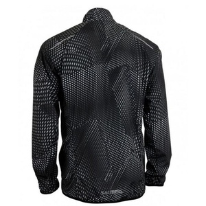 Kurtka Salming Ultralite Jacket 3.0 Men Black All Over Print, Salming