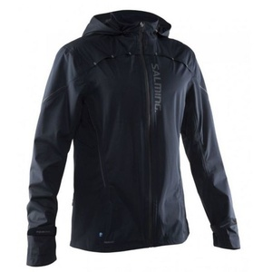 Kurtka Salming Abisko Rain Jacket Men Black, Salming