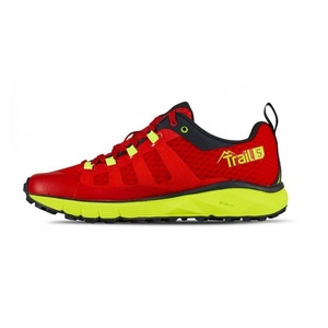 Buty Salming Trail 5 Women Poppy Red/Safety Yellow, Salming
