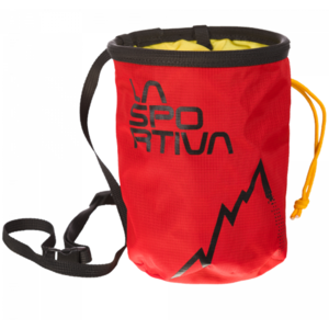 Torba do magnez La Sportiva LSP Chalk Bag red, La Sportiva