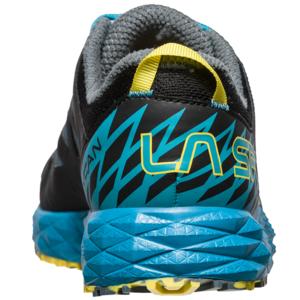 Buty La Sportiva Lycan czarny / tropiczny blue, La Sportiva