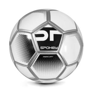 Spokey MERCURY Futbolowa piłka rozmiar. 5 biało-czarny, Spokey