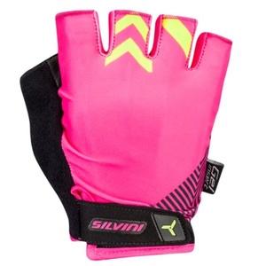 Damskie rękawice Silvini Albano WA1431 pink, Silvini