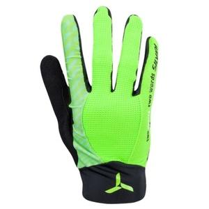Męskie rękawice Silvini Team MA1413 green, Silvini