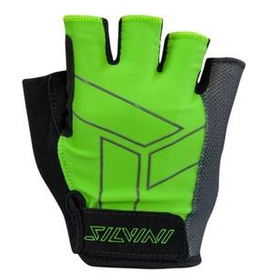 Męskie rękawice Silvini Liro MA1444 green, Silvini