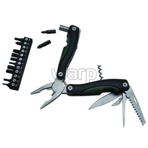 Wielofunkcyjna nóż Baladéo BLI017 Locker zielony