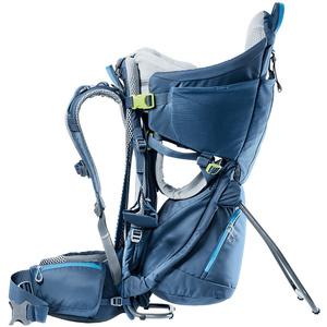 Dziecięca plecak / siedzisko Deuter Kid Comfort (3620219) Midnight, Deuter