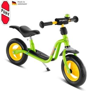 Rowerek bez pedałów PUKY Learner Bike Medium LR M Plus zielony 4073, Puky
