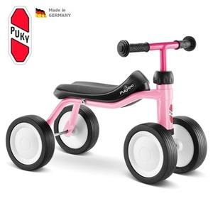 czterokołowy rowerek PUKY PUKYLINO różowa 3015, Puky