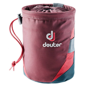 Torba do magnez Deuter Gravity Chalk Bag I M maron-arctic, Deuter