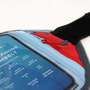 etui do telefon komórkowy Raidlight Smartphone  Armbelt L Red Light, Raidlight