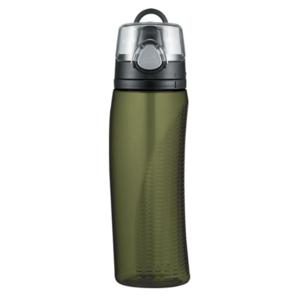 Nawilżający butelka z licznikiem Thermos Sport oliwkowo zielony 320010, Thermos