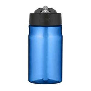 Nawilżający butelka z słoma Thermos Sport niebieska 320141, Thermos
