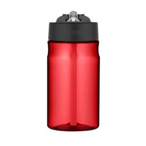 Nawilżający butelka z słoma Thermos Sport czerwona 320142, Thermos