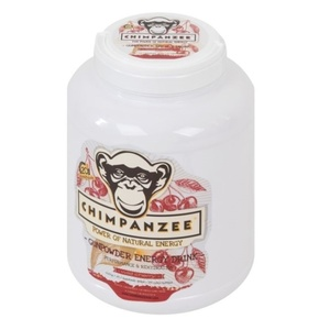 CHIMPANZEE Gunpowder ENERGIA drink Wild Cherry 4kg, CHIMPANZEE