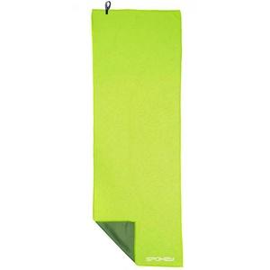 chłodzący szybkoschnący ręcznik Spokey COOLER 31x84 cm, zielony, Spokey