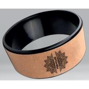 Joga pierścień Spokey CZAKRA korek, średnica 32,5 cm, Spokey