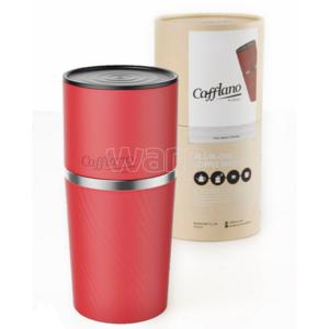 Outdoorovy ekspres do kawy Cafflano Klassic  red CAF0003, Cafflano