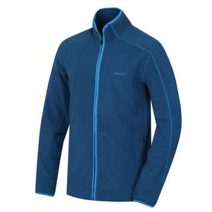 Męski golf Husky Ander Zip M ciemno. niebieska, Husky
