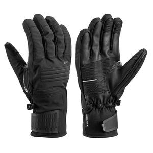 Rękawice LEKI Progresywny 5 S (643883301) black, Leki