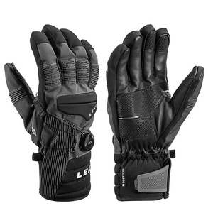 Rękawice LEKI Progresywny Tune S Boa® mf touch (643881303) charcoal/black, Leki