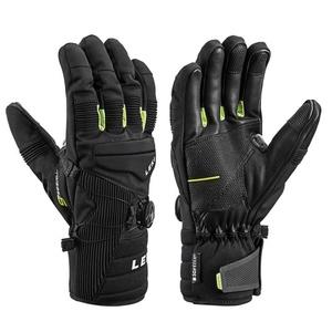 Rękawice LEKI Progresywny Tune S Boa® mf touch (643881302) black/lime, Leki
