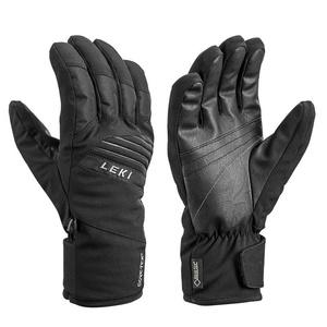 Rękawice LEKI Space GTX (643861304) black/lime, Leki