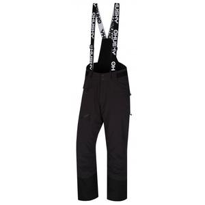 Męskie narciarskie spodnie Husky Gilep M czarny, Husky